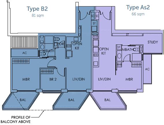 Sky Habitat Floor Plans Sky Habitat Condo Floor Plan