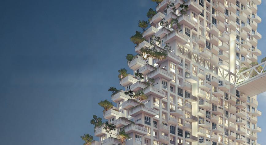 Sky Habitat Houses