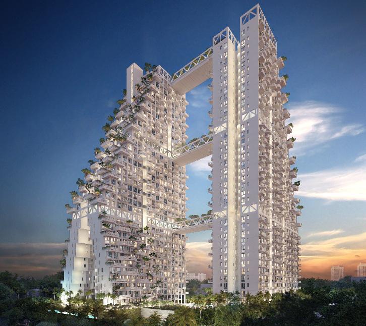 Sky Habitat Singapore
