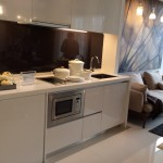 Sky Habitat Condo Showflat :: 1 + S Kitchenette