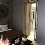 Sky Habitat Showflat :: 1 + S Master Bedroom