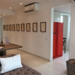 Sky Habitat Condo Showflat :: 3BR Terrace Living Kitchen