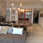 Sky Habitat Showflat :: 3BR Terrace Living Dining