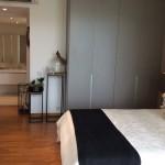 Sky Habitat Showflat :: 3BR Terrace Master Bedroom