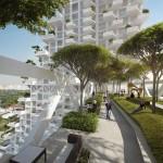 Sky Habitat Bishan Condo :: Sky Bridge Gardens