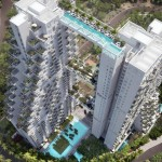 Sky Habitat Showflat :: Bird's Eye View