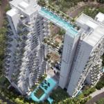 Sky Habitat Showflat :: Bird's Eye View